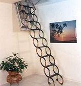 Půdní stahovací schody