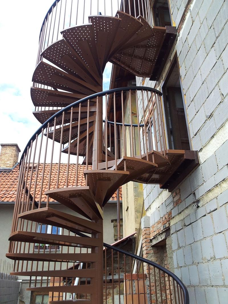 vřetenové schodiště Jap 110