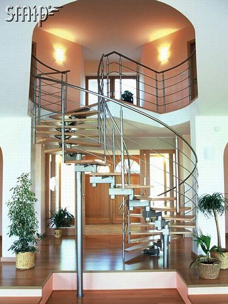 Segmentové schodiště SMIO Exclusive