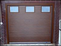 garážová vrata Trido EVO