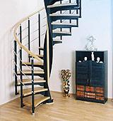 Vřetenová schodiště