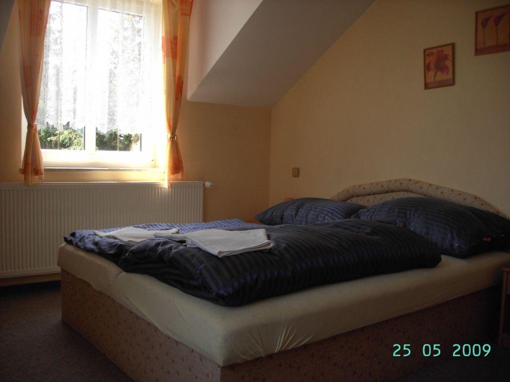 Penzion Všeruby - ubytování