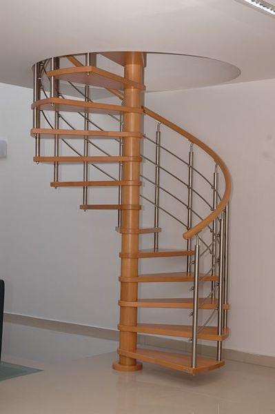 vřetenová schodiště Jap 250