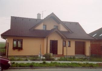 D-beton: Rodinný domek
