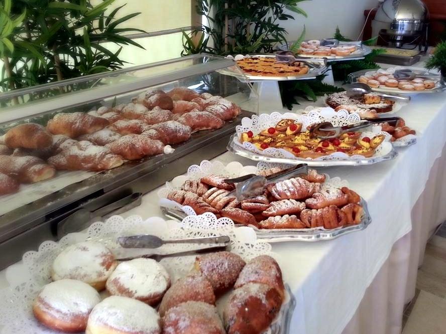 stravování Toscana Brno