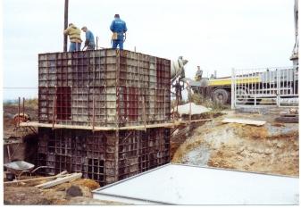 D-beton: Výroba prefabrikátu