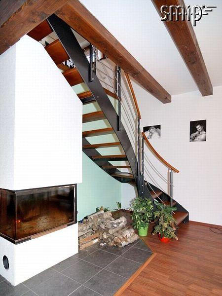 Bočnicová schodiště SMIP