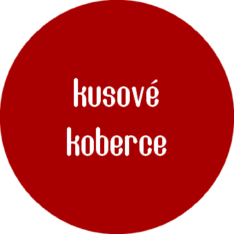 Kusové koberce