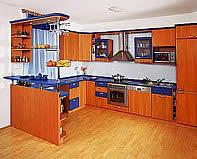 kuchyně - mýdlo - imitace dřevin