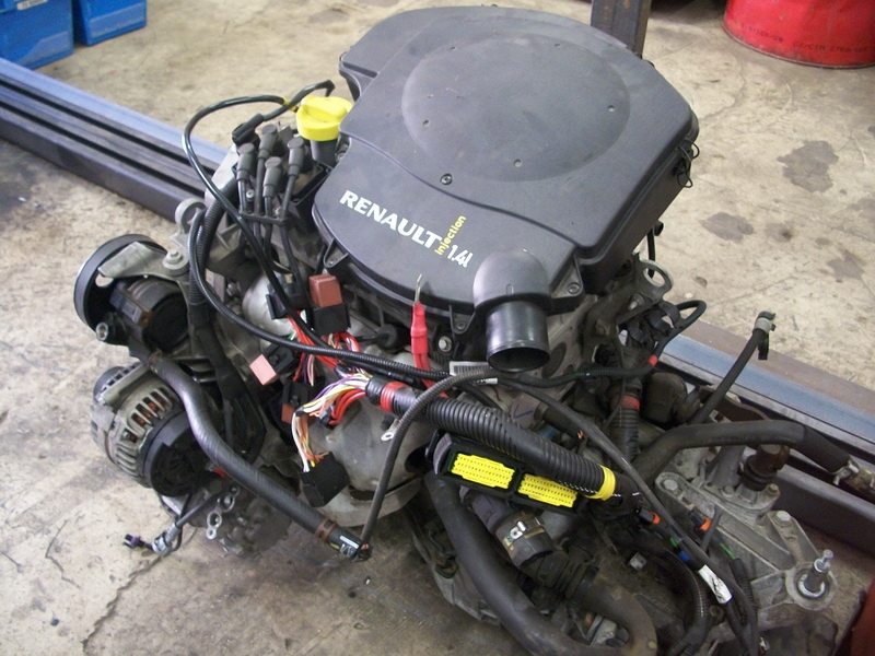 motory pro vozidla Renault