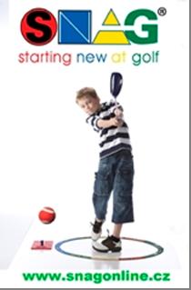 Golf pro děti - SNAG