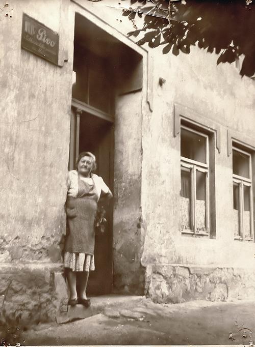 Pension U Báby Šubrový - historie
