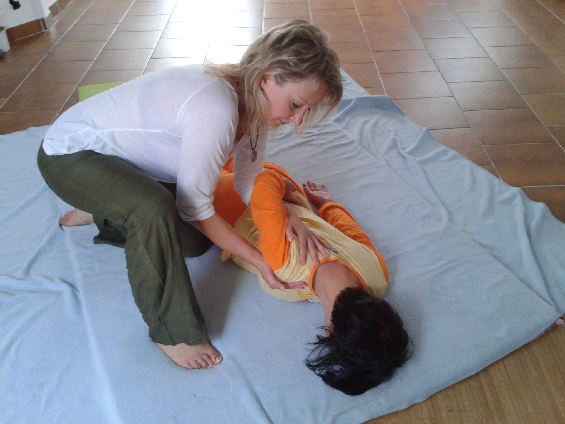 Institut Romany Margetové - japonská masáž