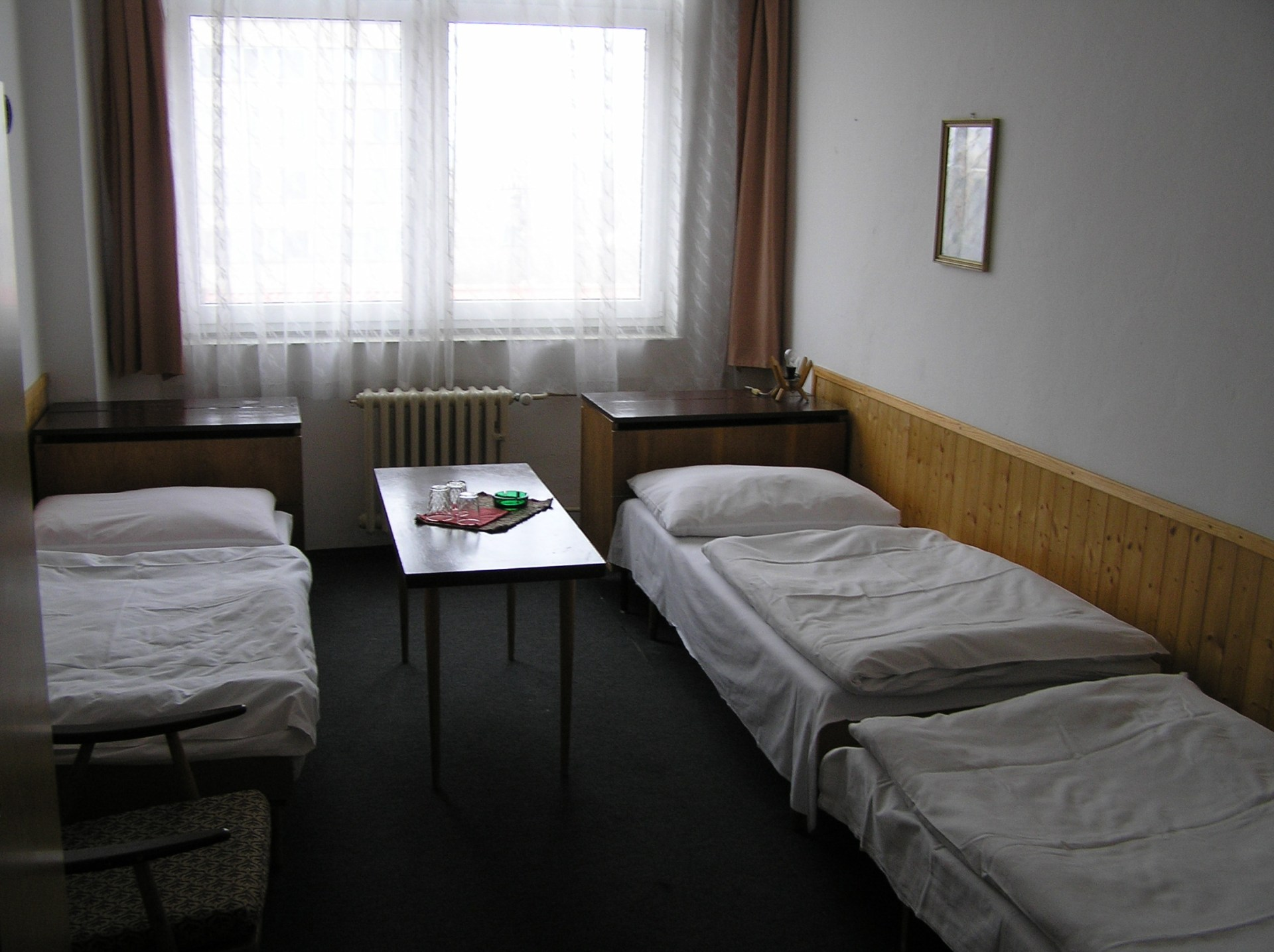 Hotel Bezucha ubytování