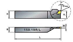 upichovací nůž