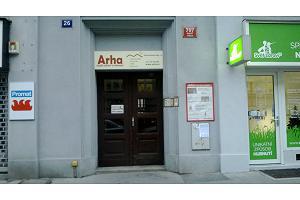 Arha - studium zdraví a relaxace