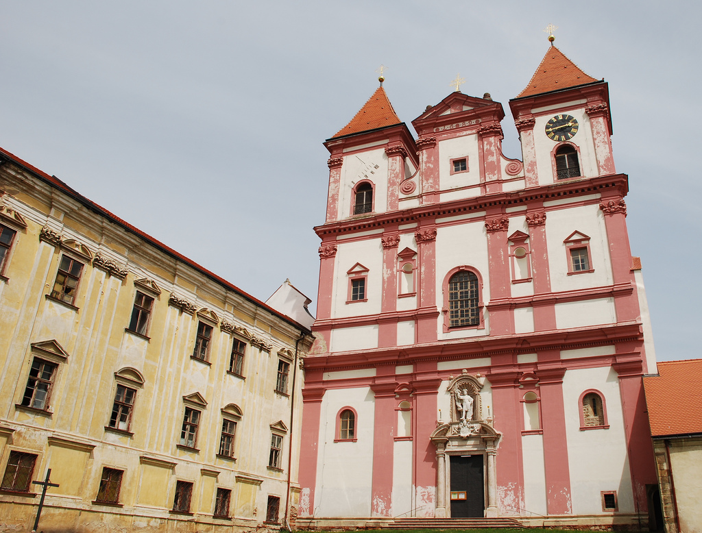 Bazilika Panny Marie a sv. Václava