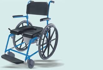 Toaletní vozík TS - AQUA