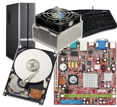 Prodej počítačových komponent