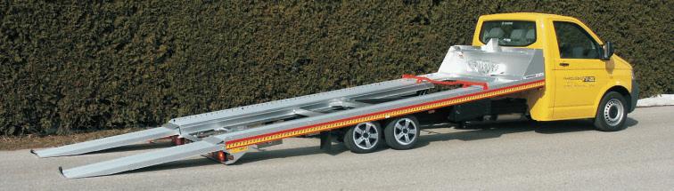 Odtahové vozidlo Speeader