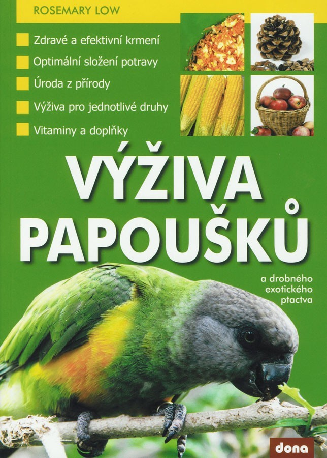Výživa papoušků, Rosemary Lov