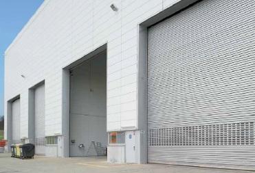 Průmyslová rolovací vrata