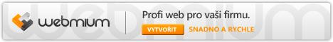Webmium, webová prezentace