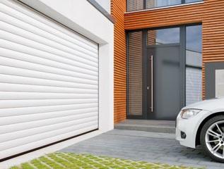 Rolovací vrata garážová