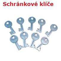 Schránkové klíče