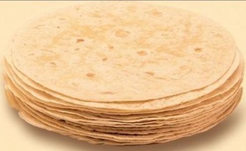 Tortillas placky