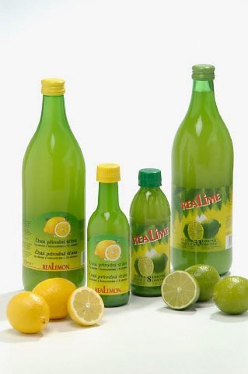 Citrusové koncentráty