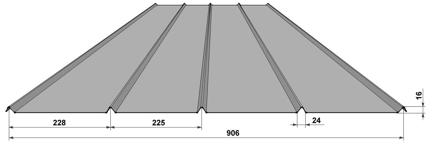 Hliníková šablona KPTR 1017