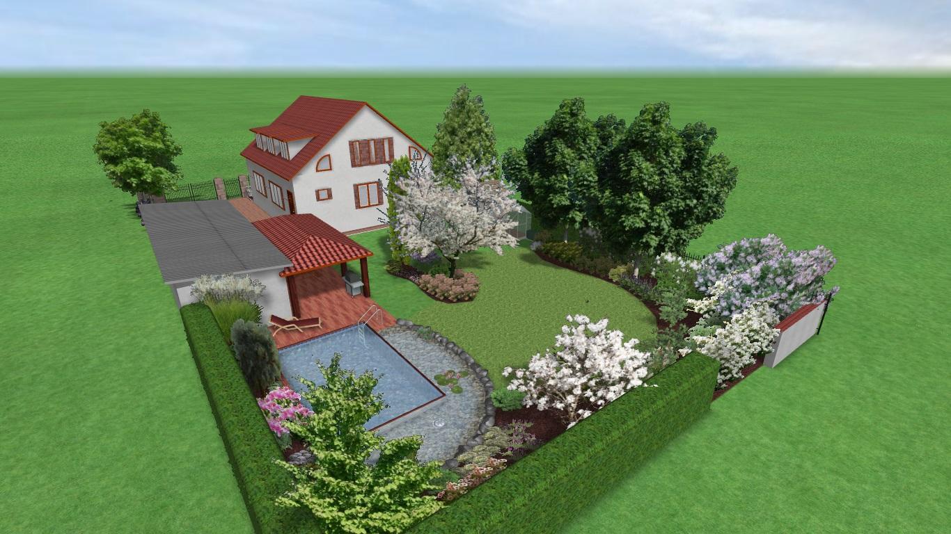 projekt zahrada