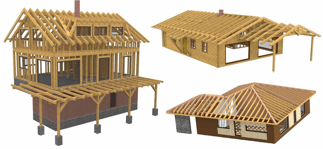 Moderni Drevostavby Projekce Drevostaveb