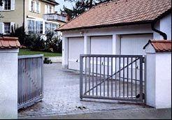 Bezpečnostní vstupy - brány