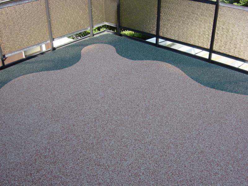 dekorativní kamíkový koberec HADALAN