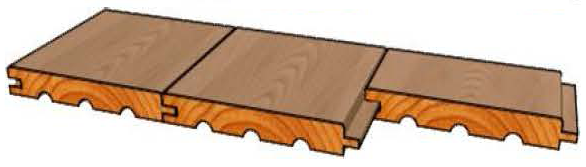 podlaha s fazkou