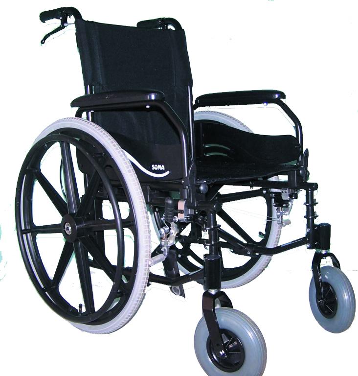 Invalidní vozík Soma 802 WB